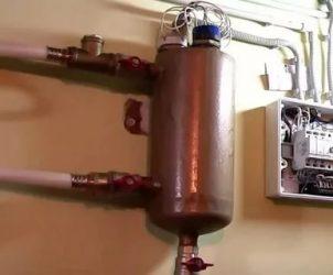 Самодельный электрокотел для теплого пола
