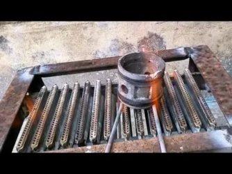 газовая горелка для банной печи своими руками