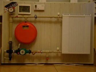 Виды электрокотлов для отопления частного дома
