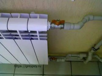 Как слить воду с алюминиевого радиатора?