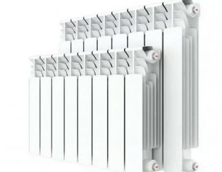 Сравнить радиаторы отопления алюминиевые и биметаллические